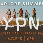YPN Summer 2021 Hike