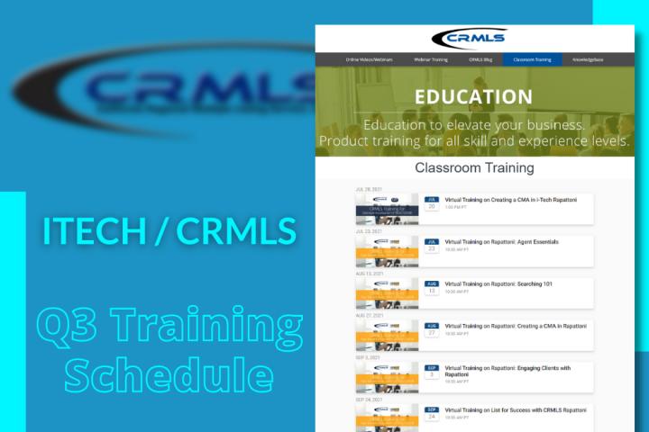 crmls training