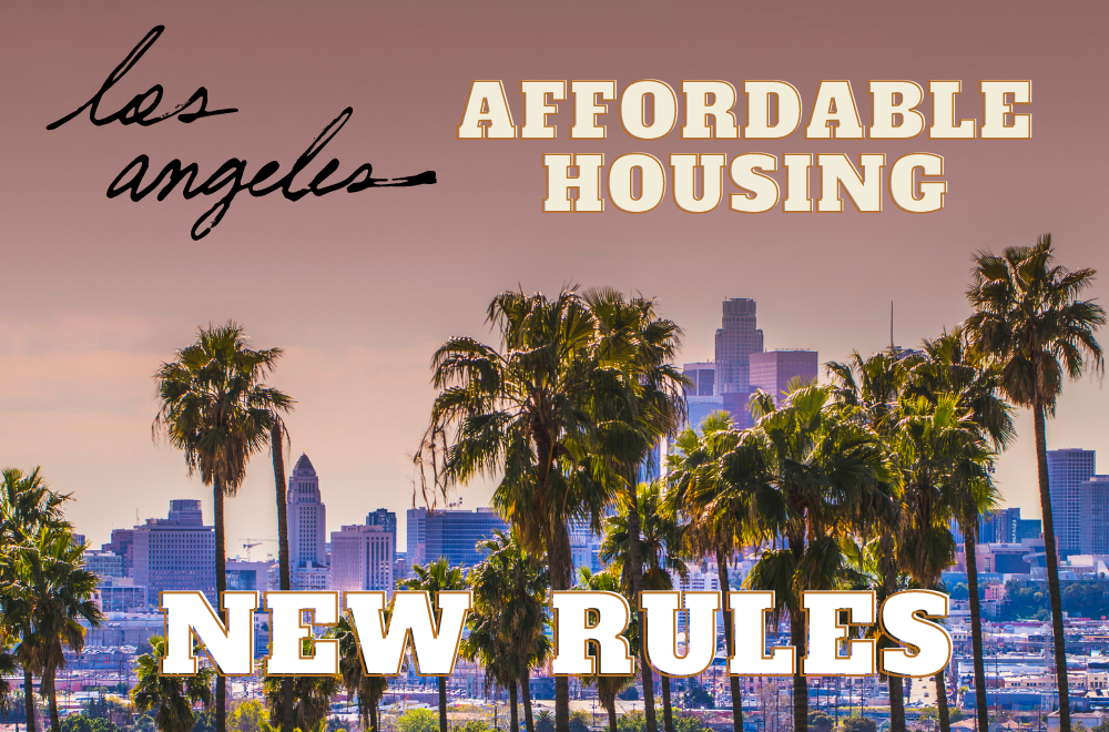 Affordable Housing in Los Angeles