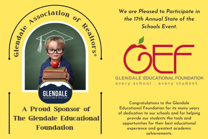 GEF - Glendale Educational Foundation